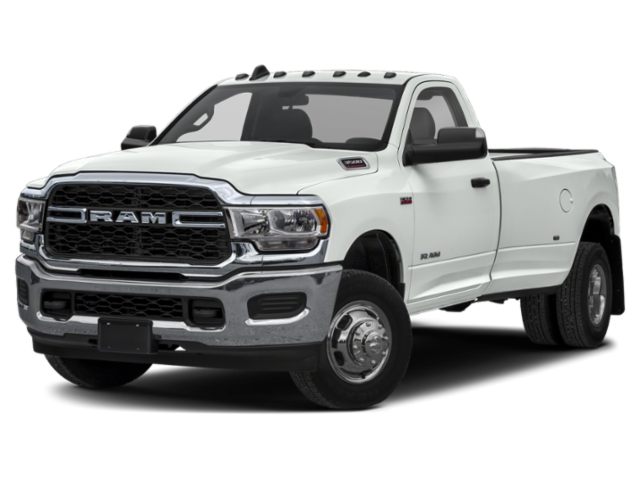 2019 RAM 3500 Tradesman Regular Cab