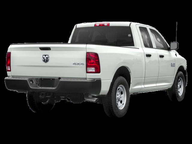 New 2019 Ram 1500 Classic 2WD QUAD CAB 6'4 BX
