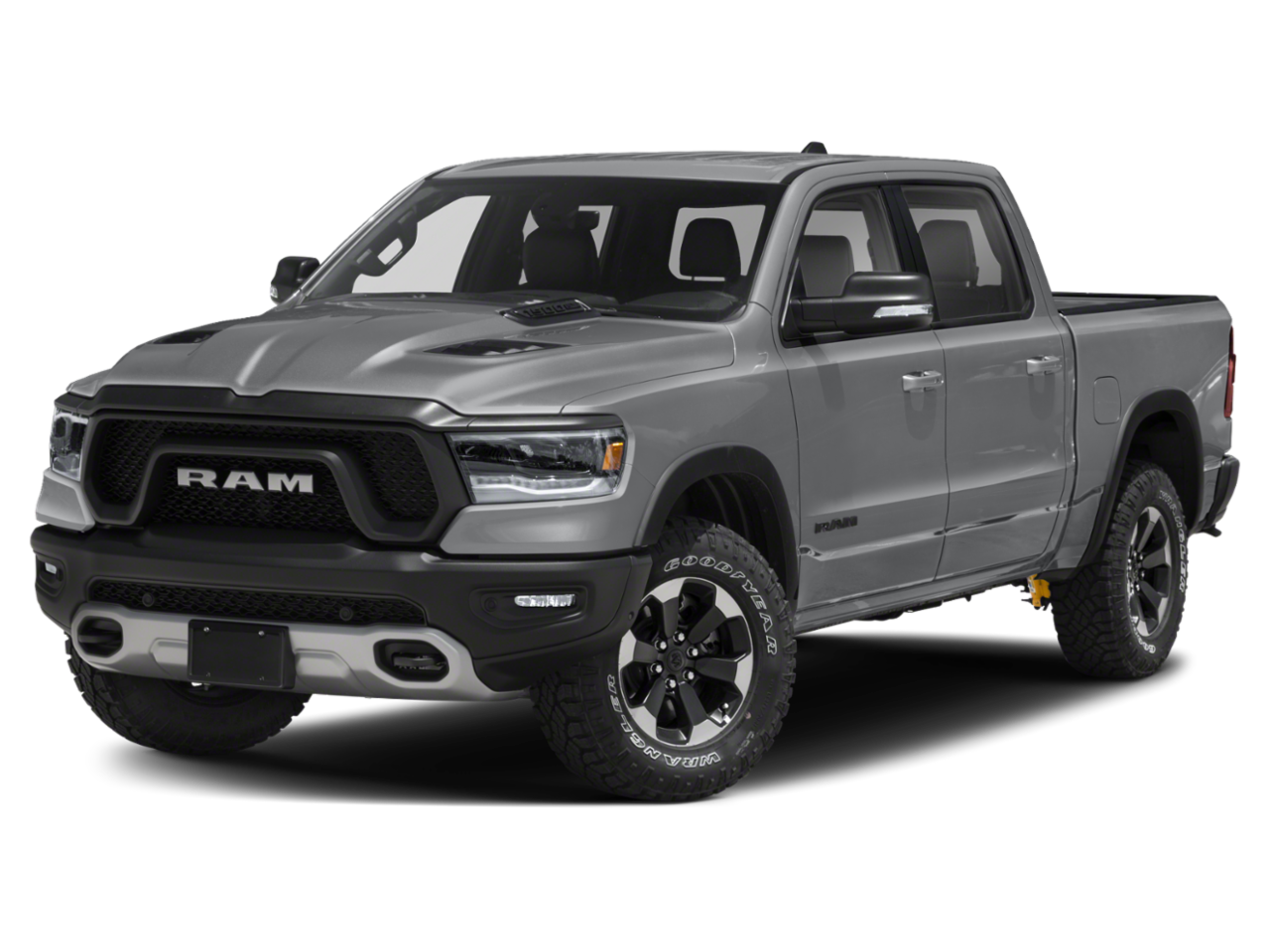 2019 RAM All-New  1500 Rebel Crew Cab