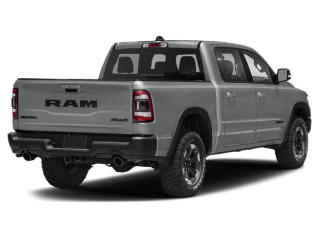 New 2019 Ram 1500 1500 REBEL CC