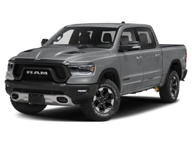2019 RAM All-New  1500 Rebel Crew Cab