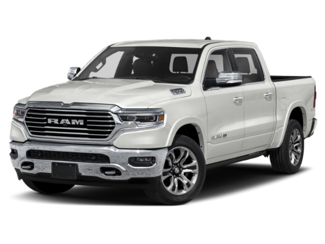 2019 RAM All-New  1500 Longhorn Longhorn 4x4 Crew Cab 5'7 Box
