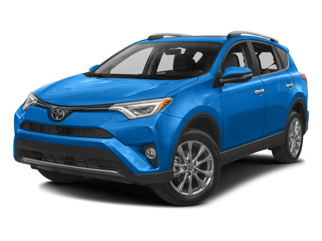 2016 TOYOTA RAV4 AWD 4DR LIMITED 4DR SUV