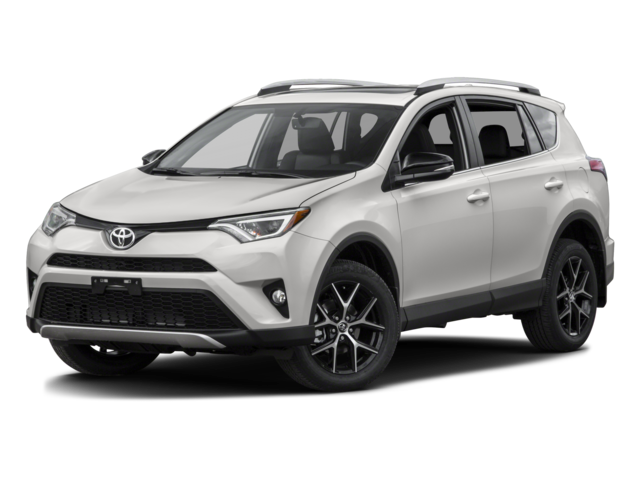 2016 Toyota RAV4 SE 4D Sport Utility