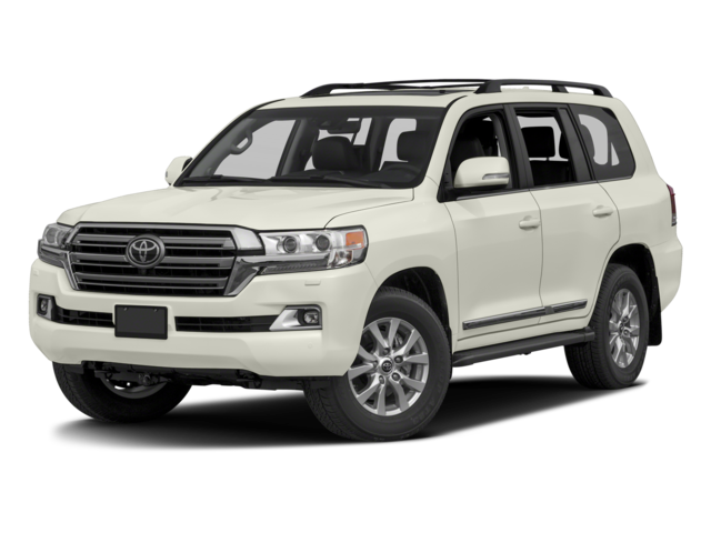2016 Toyota Land Cruiser V8 SUV