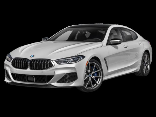 2022 BMW 8 Series M850i Gran Coupe 4dr Car