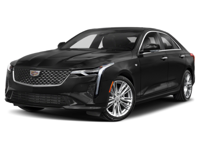 2021 Cadillac CT4 Premium Luxury 4D Sedan