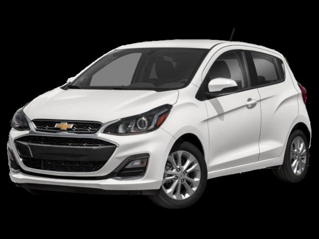 2021 Chevrolet Spark LT w/1LT CVT 4D Hatchback