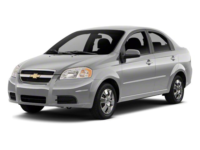 Pre-Owned 2011 CHEVROLET AVEO LT Sedan 4