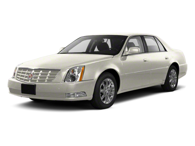 Pre-Owned 2011 Cadillac DTS Platinum