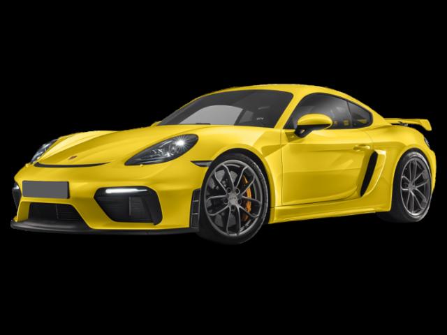 2021 Porsche 718 Cayman T 2D Coupe