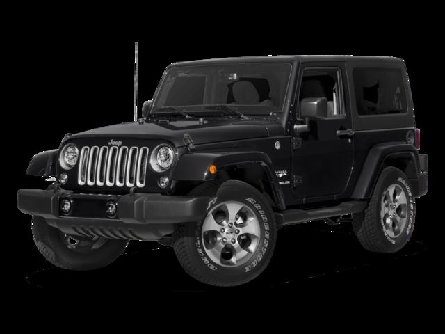 2018 Jeep Wrangler JK Sahara Sport Utility