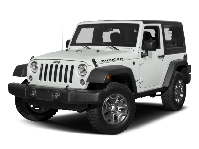 2018 Jeep Wrangler JK Rubicon Convertible