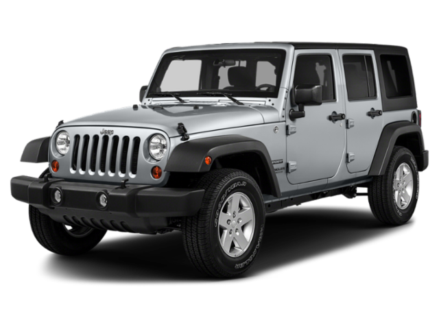 2018 JEEP Wrangler JK Golden Eagle Sport Utility