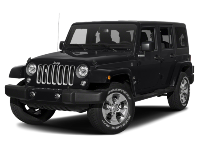 2018 JEEP Wrangler Unlimited Altitude Sport Utility