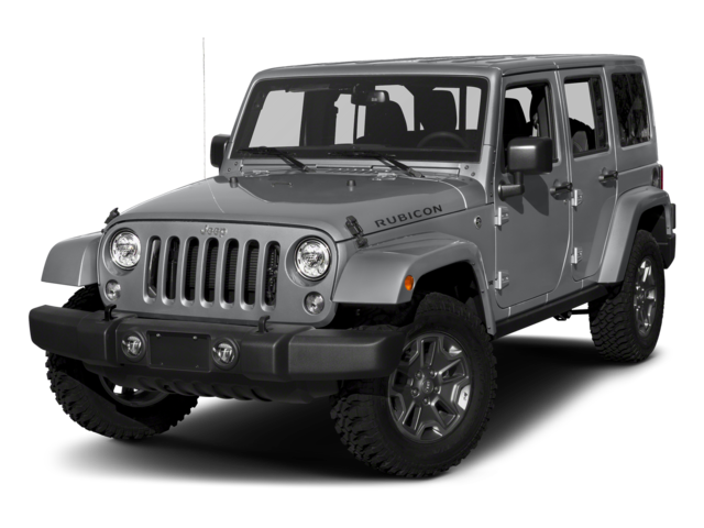 2018 Jeep Wrangler JK Unlimited Rubicon Convertible