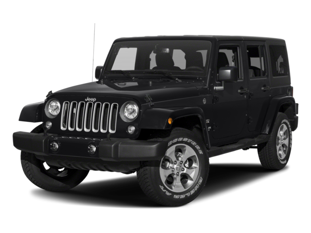 2018 Jeep Wrangler JK Unlimited Sahara Convertible