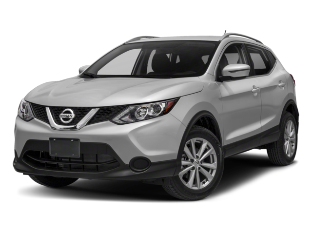 2018 Nissan Rogue Sport SV All-wheel Drive