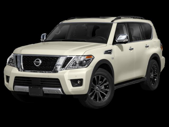 2018 Nissan Armada Platinum 4D Sport Utility