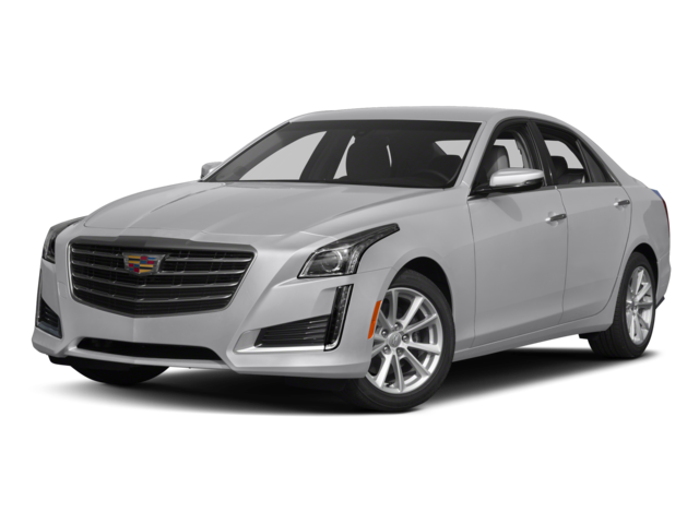 2017 Cadillac CTS Sedan Luxury AWD SEDAN