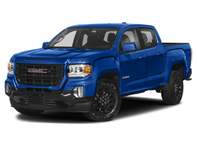 2021 GMC Canyon 4WD Elevation Short Bed