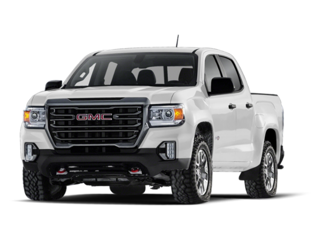 2021 GMC Canyon 4WD AT4 with Leather Crew Cab Pickup w/ 5'2 truck box