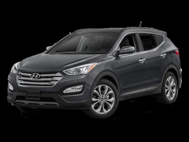 2016 Hyundai Santa Fe Sport 2.0L Turbo 4D Sport Utility