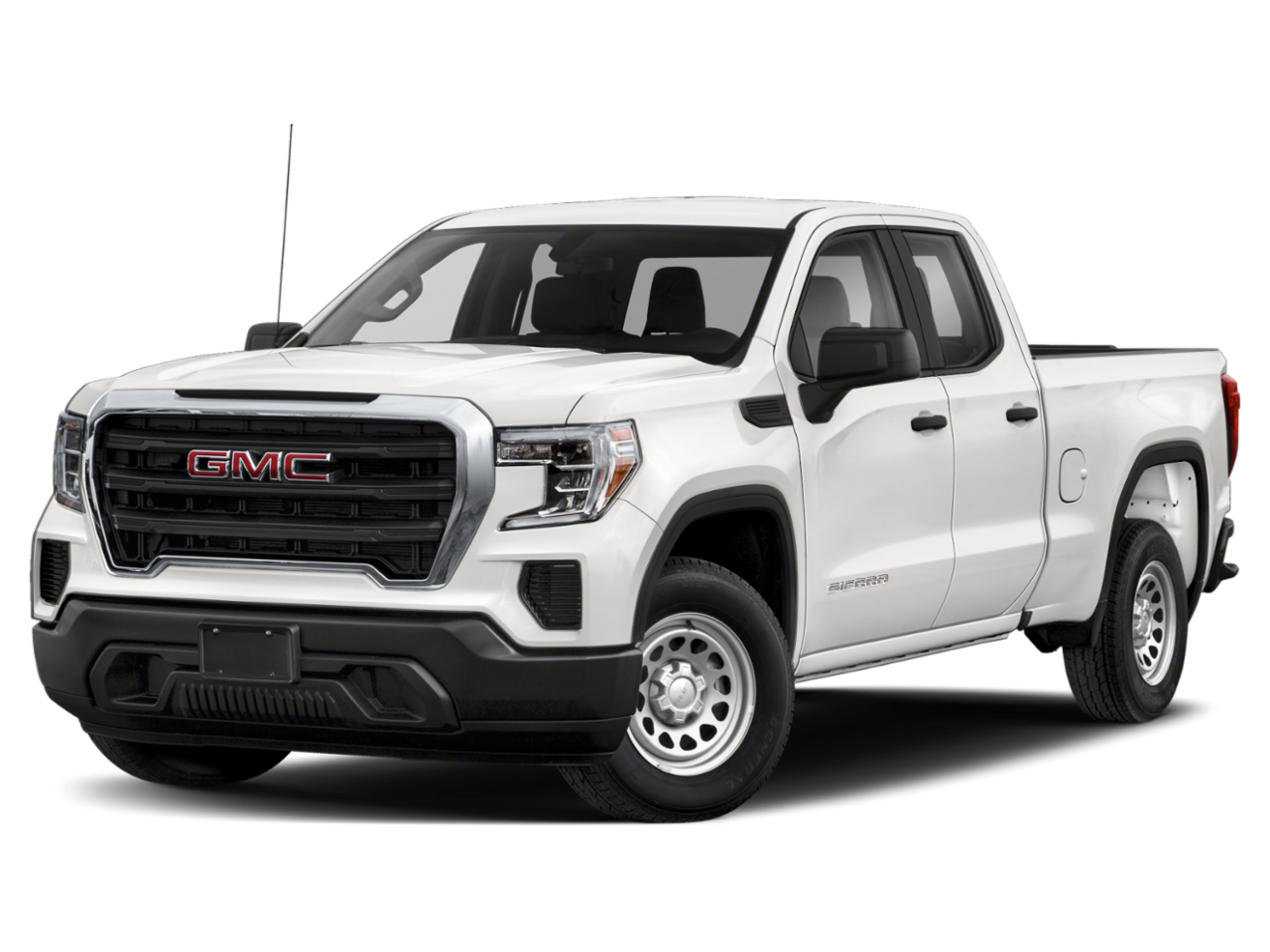 2020 GMC Sierra 1500 AT4 4D Crew Cab