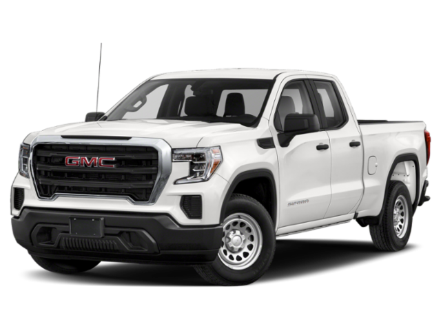 2020 GMC Sierra 1500 Elevation 4D Crew Cab