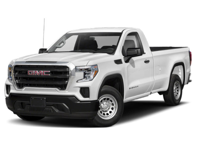 2020 GMC Sierra 1500 Base 4x2 Base 2dr Regular Cab 8 ft. LB