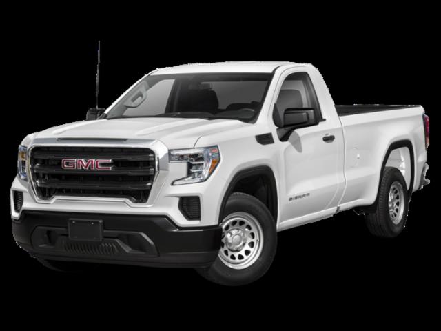 2020 GMC Sierra 1500 2WD REG CAB 140 Truck