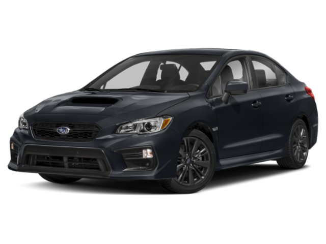 2020 Subaru WRX Base Model Sedan