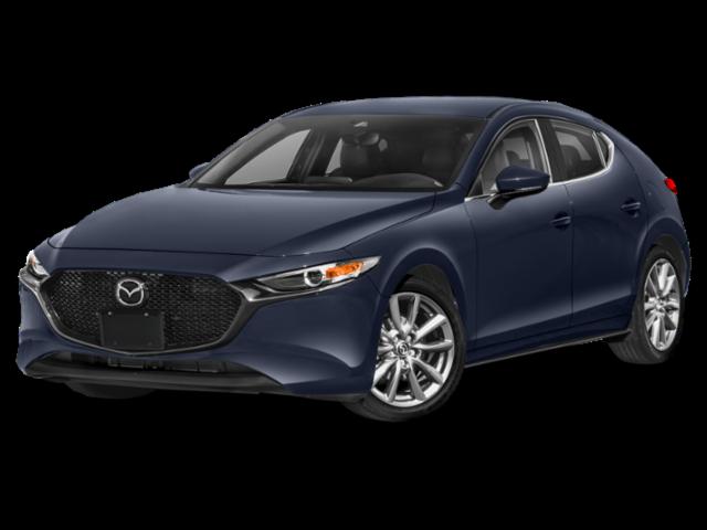 2021 Mazda Mazda3 Hatchback FWD AUTO W/PREF PKG