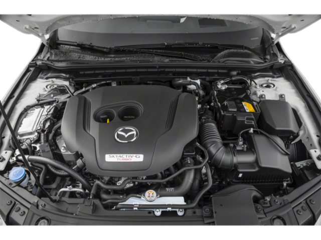 New 2021 Mazda3 Preferred Base