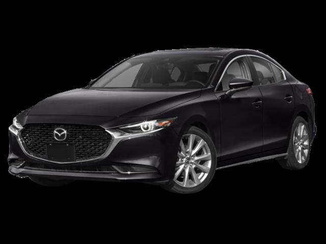 2021 Mazda Mazda3 GT Auto FWD 4dr Car