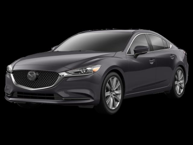 2021 Mazda Mazda6 Grand Touring 4dr Car