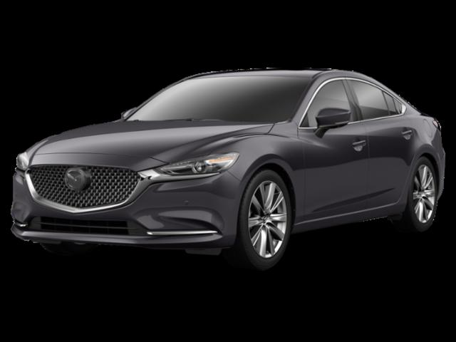 2021 Mazda Mazda6 4Dr Sdn At Gt Reserv