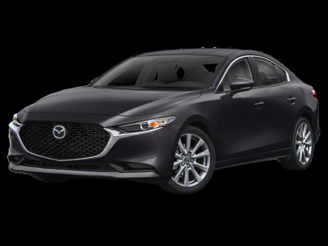 2021 Mazda Mazda3 Sedan AWD W/SELECT PKG