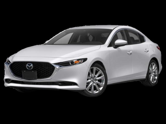 2021 Mazda Mazda3 Sedan Select 4dr Car