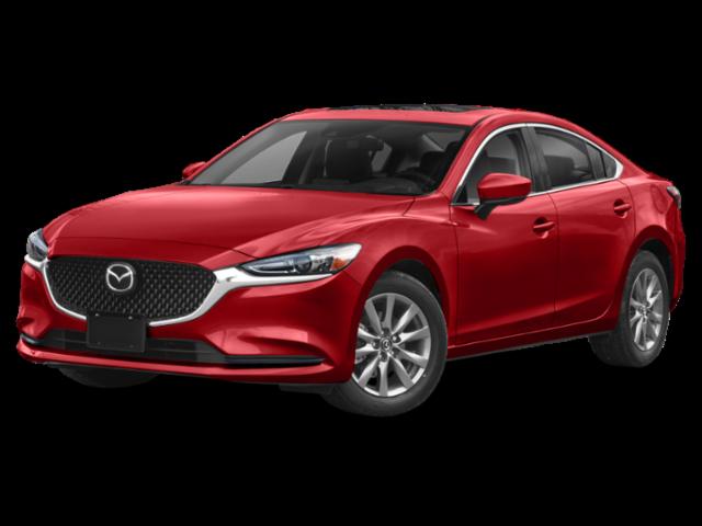2021 Mazda Mazda6 GS-L Auto 4dr Car