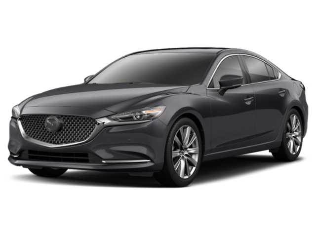 2021 Mazda Mazda6 Signature 4dr Car