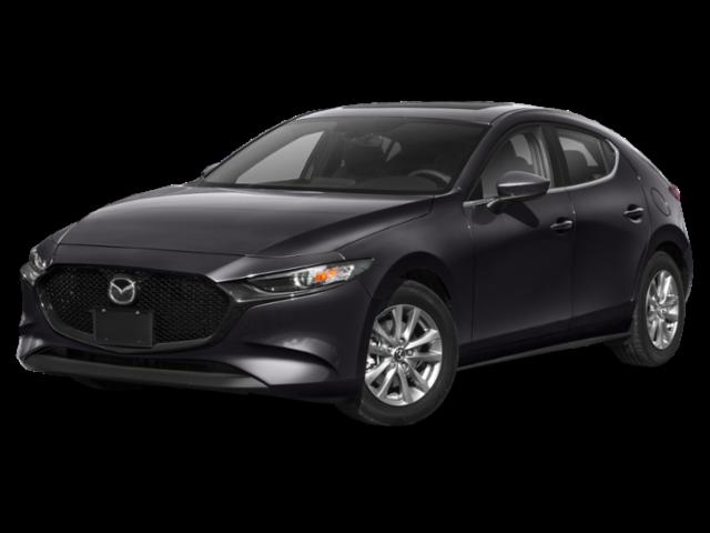 2021 Mazda Mazda3 Sport GS AWD Hatchback