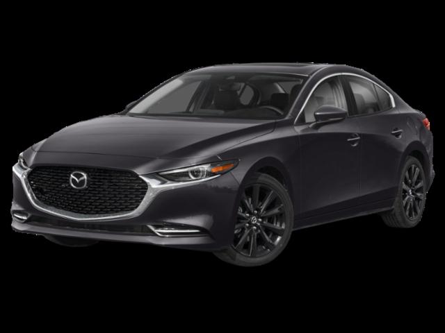 2021 Mazda Mazda3 GT w/Turbo Sedan