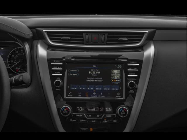 New 2020 Nissan Murano SV