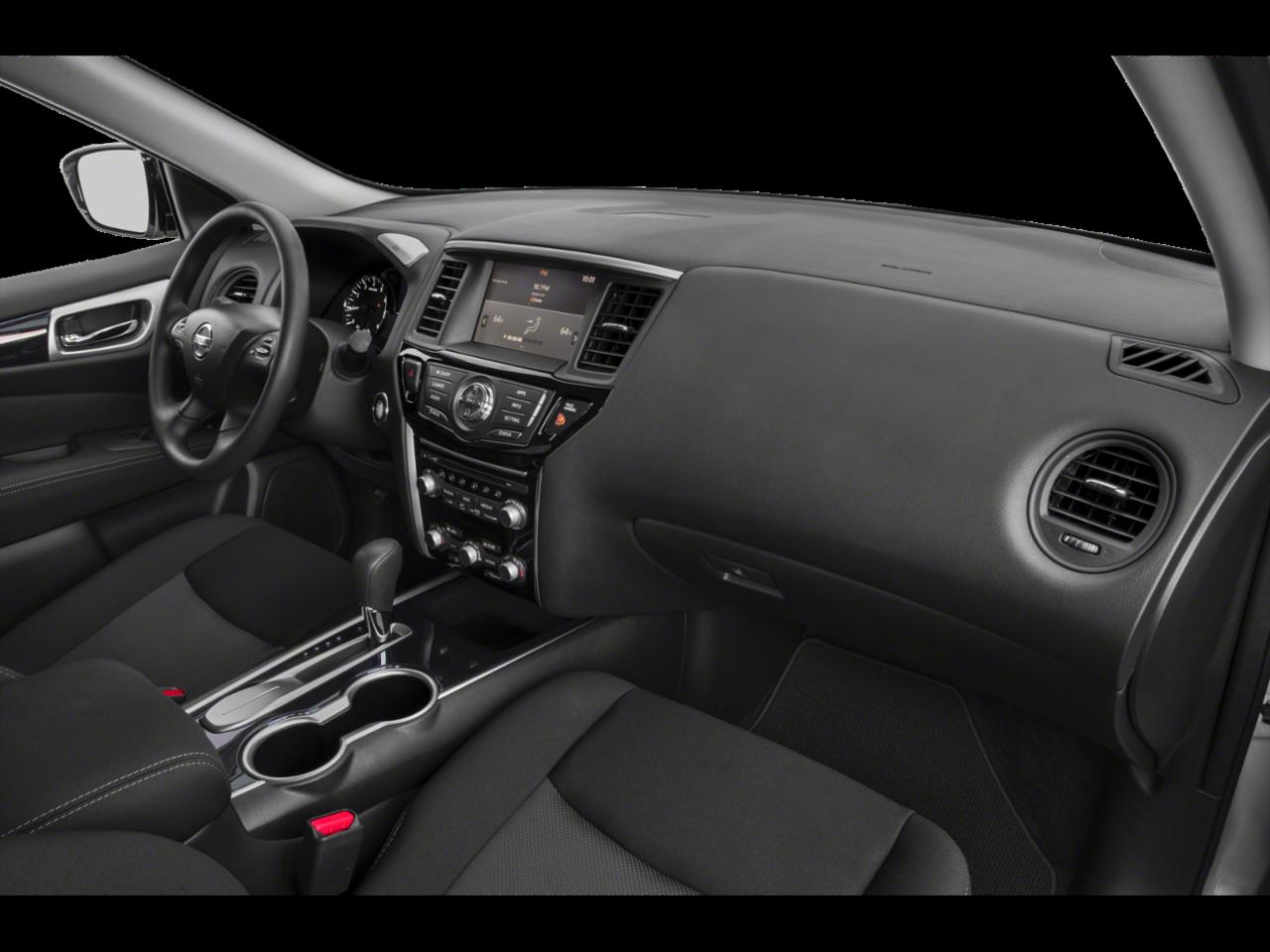 New 2020 Nissan Pathfinder S