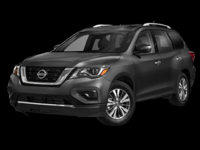 2020 Nissan Pathfinder S 4D Sport Utility
