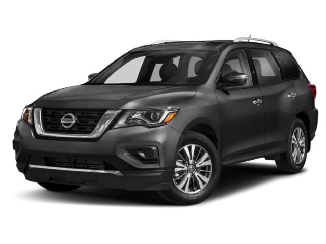 2020 Nissan Pathfinder S 4dr Front-wheel Drive