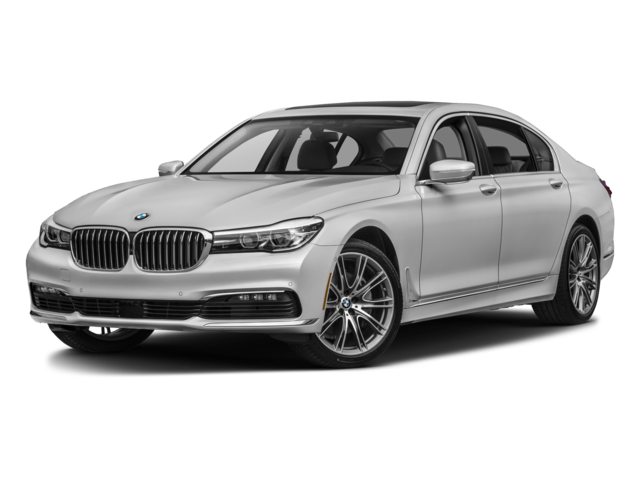 2017 BMW 7 Series 740i xDrive 4dr Car