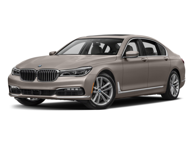 2017 BMW 7 Series 750i xDrive 4dr Car
