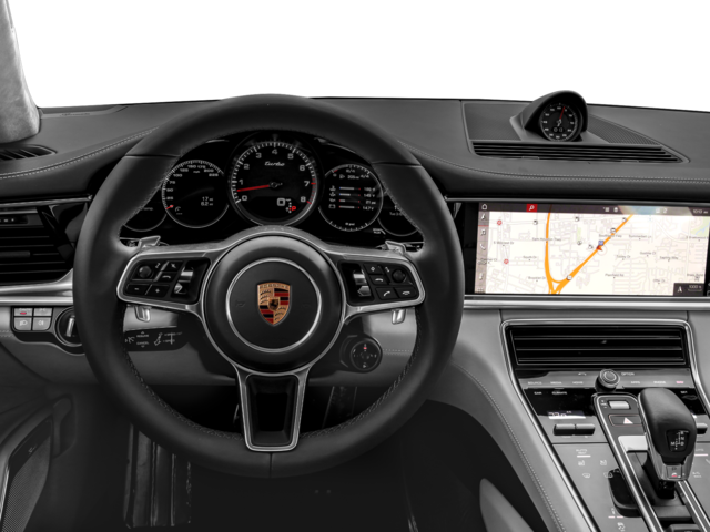 New 2018 Porsche Panamera Turbo